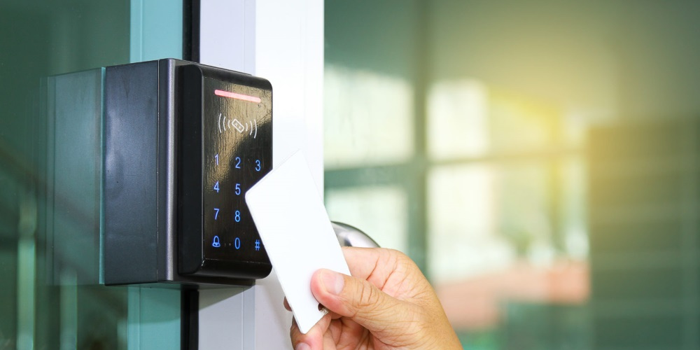BUSINESS DOOR ENTRY SYSTEMS